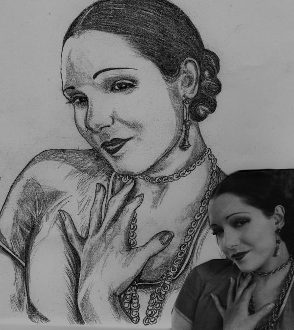 Lupe Velez by didgiv